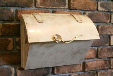 エレガンス銅製郵便ポストEP-01期待通りの商品で安心しました