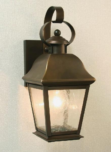 玄関照明 玄関 照明 LED 門柱灯 門灯 外灯 屋外 9707ozld KICHLER キチラー ブラケット 照明器具 おしゃれ E26 LED電球