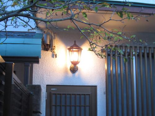 玄関照明 照明 LED 玄関 照明 屋外 門柱灯 門灯 外灯 ポーチライト 門柱灯 門灯 外灯 6387G アンティーク風 レトロ 照明 ブラケット 照明器具 おしゃれ E26 LED電球 6W