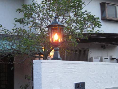 玄関照明 照明 LED 玄関 照明 屋外 門柱灯 門灯 外灯 ポーチライト 門柱灯 門灯 外灯 8154G 玄関 照明 レトロ 照明 アンティーク風 照明器具 おしゃれ E26 電球色 6.0W