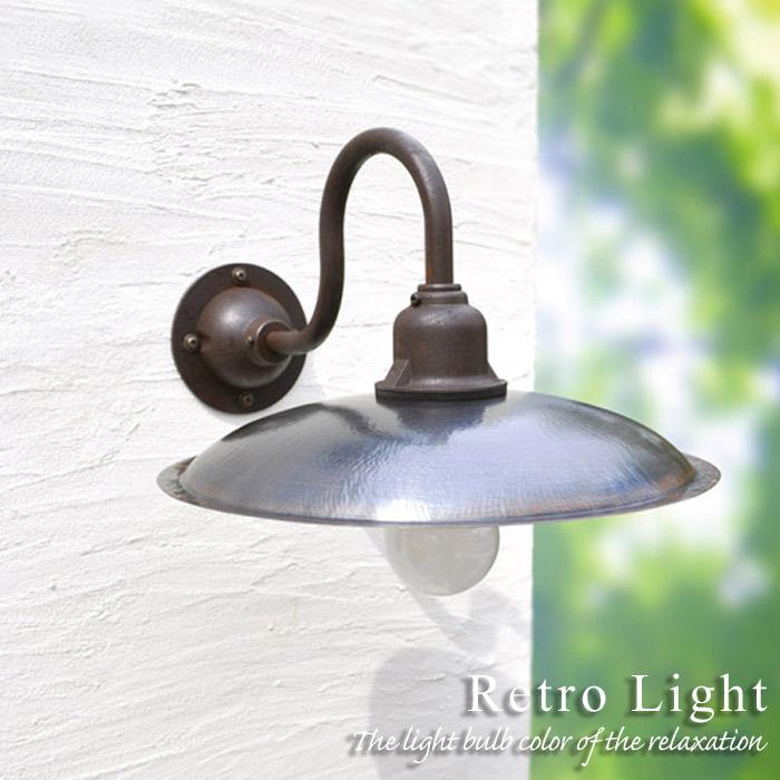 玄関 照明 屋外 LED 門柱灯 門灯 外灯 A灯 LDT-1 LED電球 7.8W おしゃれ 人気 ポーチライト ガーデンライト 表札灯 玄関ライト 玄関照明 屋外照明 照明器具 アンティーク レトロ ブラケット